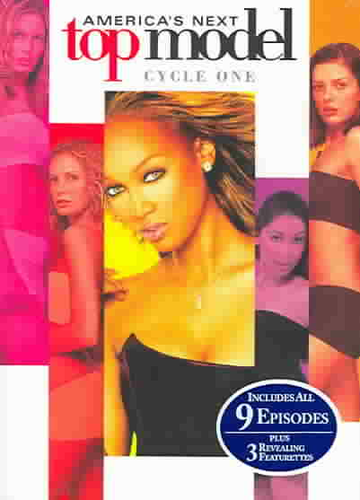 AMERICA'S NEXT TOP MODEL:CYCLE 1 BY AMERICA'S NEXT TOP M (DVD)